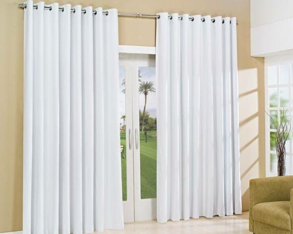 wohnzimmer gardinen f r eine sch n erg nzte inneneinrichtung wei e wohnzimmer gardinen und. Black Bedroom Furniture Sets. Home Design Ideas