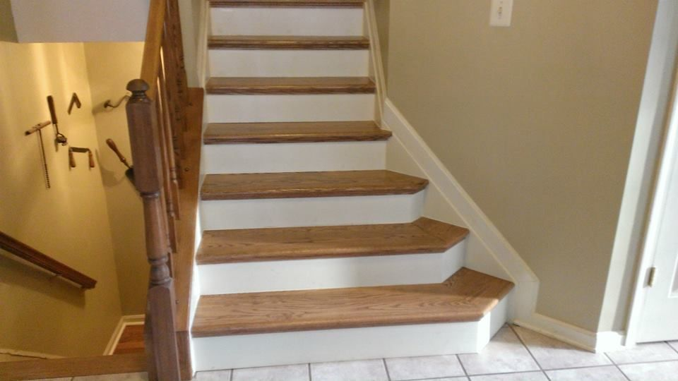 Beau Easily Retread Your Stairs In A Weekendu0027s Time With NuStair