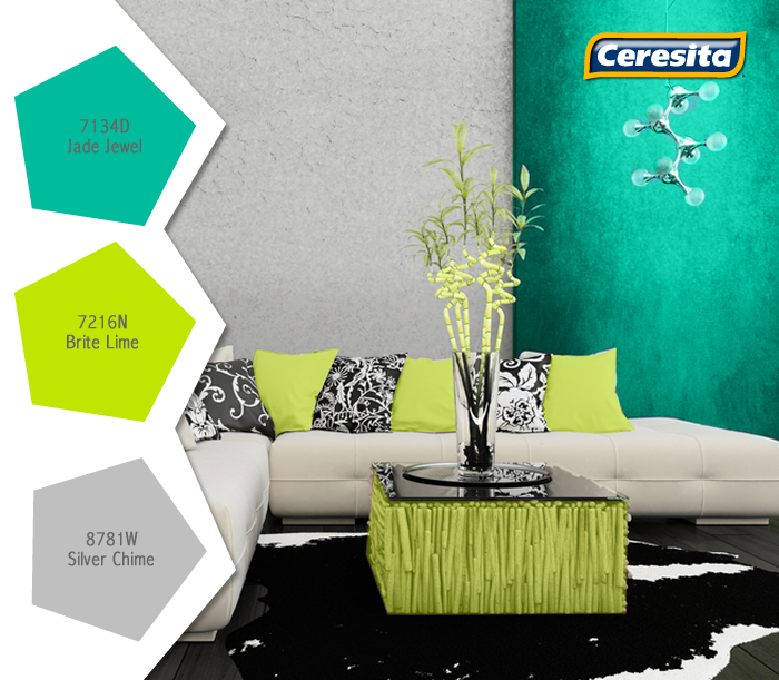 Ceresitacl pinturasceresita color living pintura for Colores de pintura para living