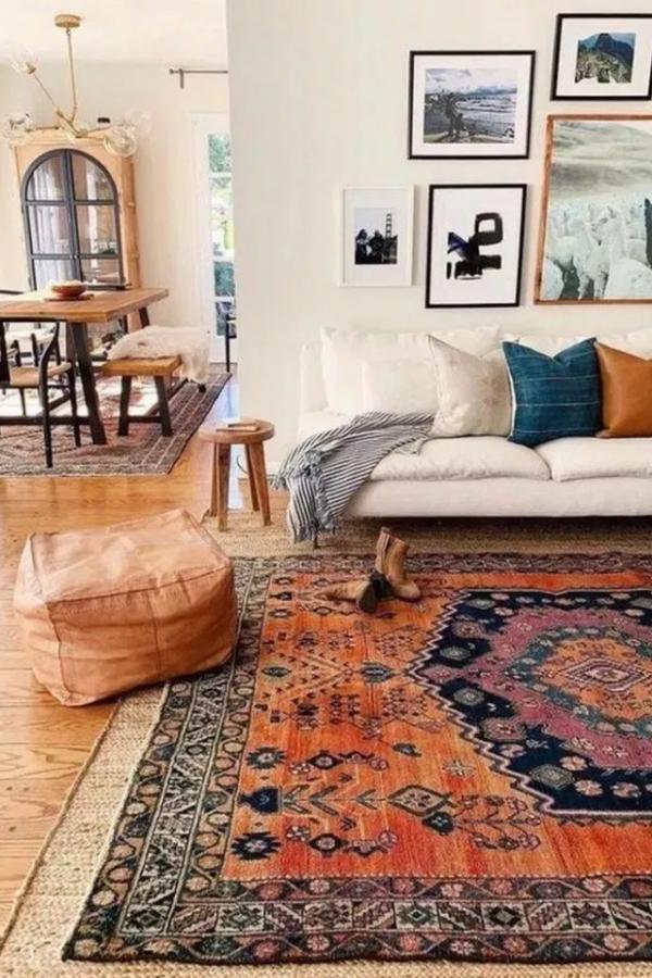 Interesting Rug Living Room Ideas 15 Contemporary Living Room Design Rugs In Living Room Eclectic Living Room