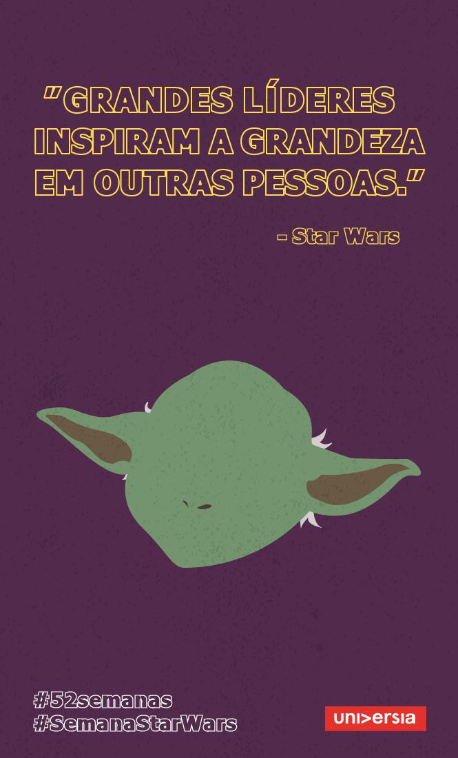Aprenda A Buscar Seus Sonhos Com Os Personagens De Star Wars