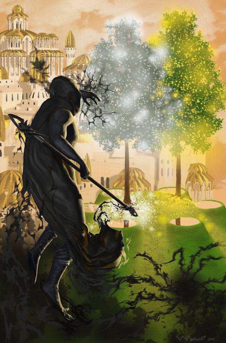 Morgoth In Valimar by ivanalekseich on DeviantArt