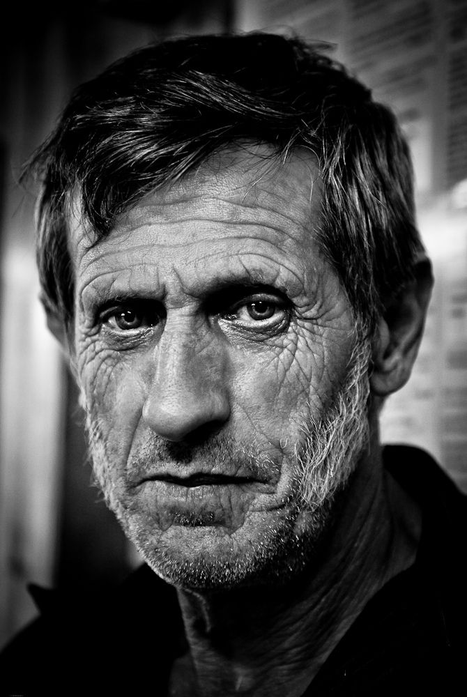 Photographer Lee Jeffries Striking Portraits Will Change: Interesting Faces, Life Drawing, Face