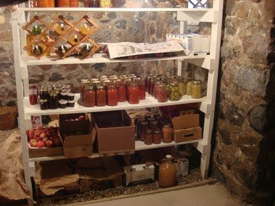 How To Build A Cold Room In Your Basement. Explore Enchanted Garden Cellar Ideas And More
