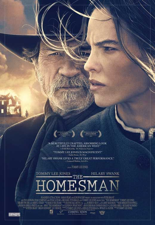 The Homesman Movie Posters From Movie Poster Shop Actrice Film Grace Gummer