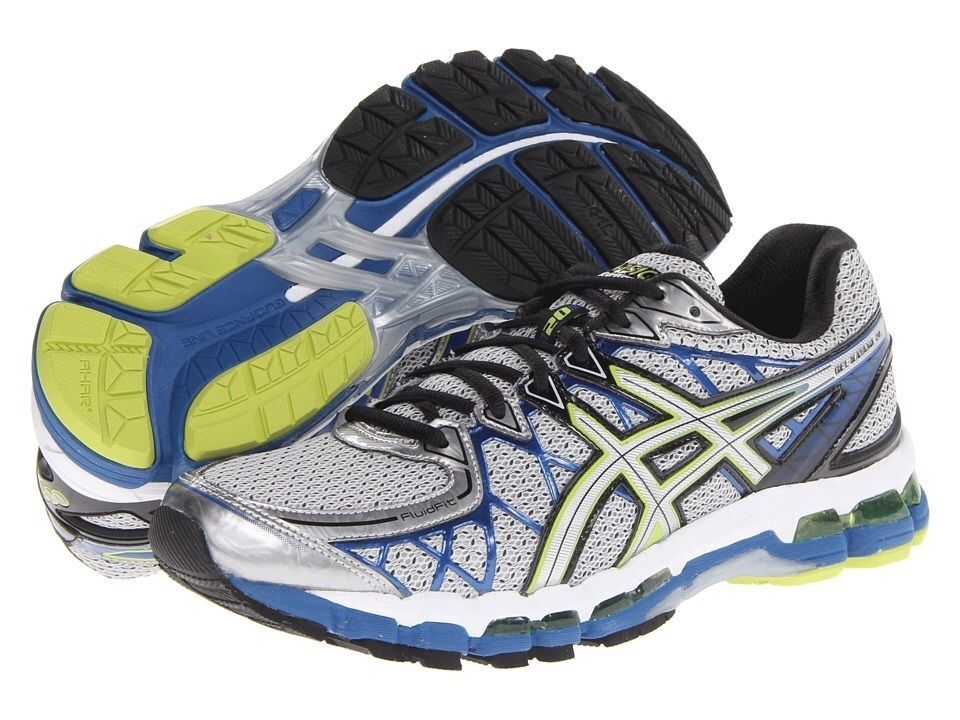 Men S Asics Gel Kayano 20 Running Shoes New In Box Free Shipping