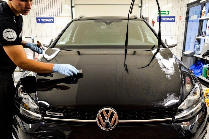 Everything You Need To Know About Ceramic Car Coating With Images Car Coating Car Car Detailing