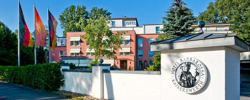 Hotel Barbarossa Düsseldorf Startseite Herzlich