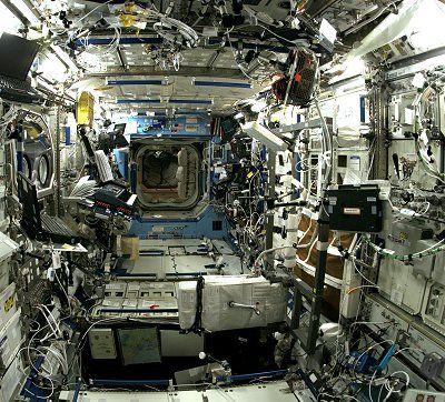 Spacestation Interior
