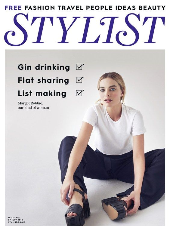 Stylist 27 July 2016 Margot Robbie By Lorenzo Agius Margot