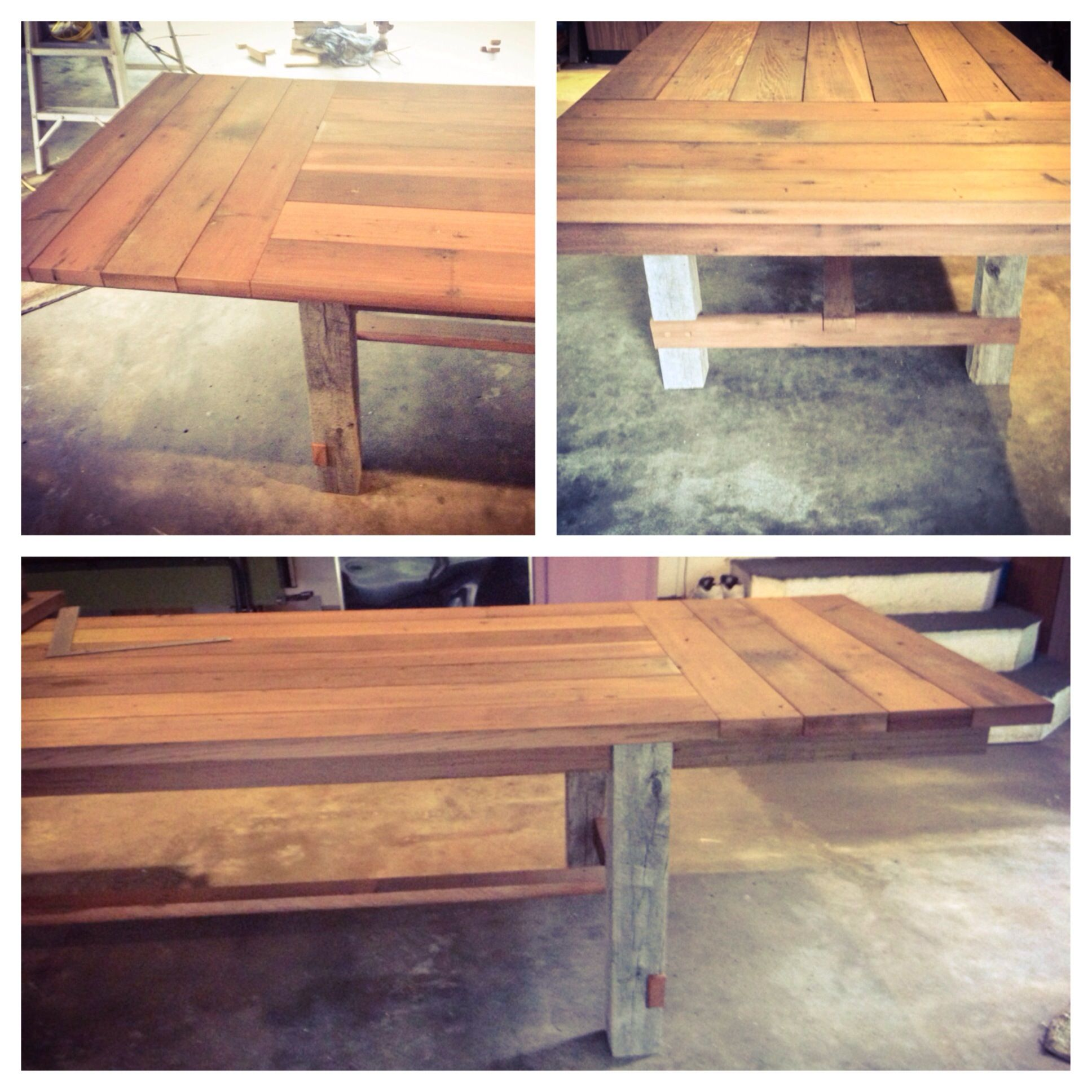 Ana White 12 Ft Farmhouse Table With Extensions Reclaimed Wood Diy Projects Farmhouse Table Coffee Table Farmhouse Farm Table Dining Room