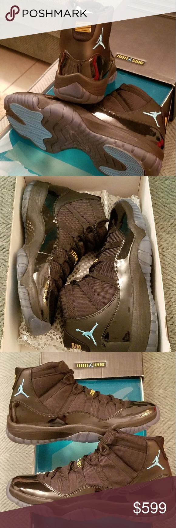 c149646bc15fc2 Air Jordan 11 Retro (Gamma Blue) 100% authentic Air Jordan 11 Retro (Gamma  Blue)   deadstock comes with original box original receipt original shoe  trees ...