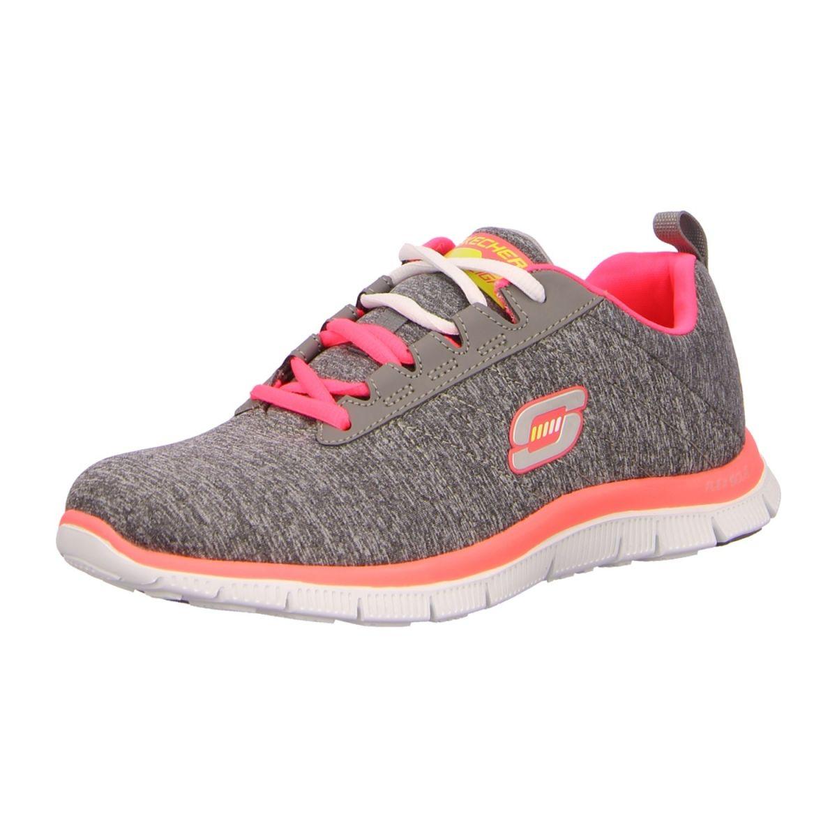 NEU: Skechers Sneaker FlexAppeal NextGen 11883 GYCL gray