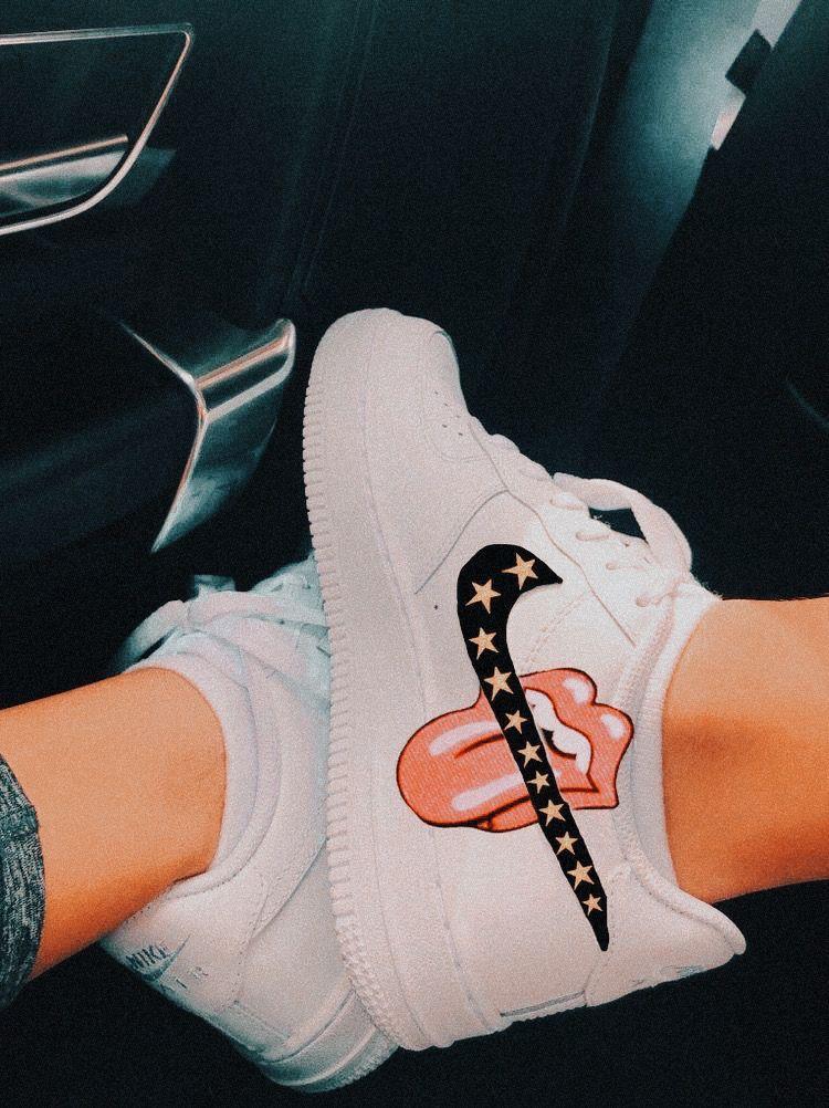 Pin de Mishel Mejia en Zapatos en 2020 | Zapatos nike mujer ...