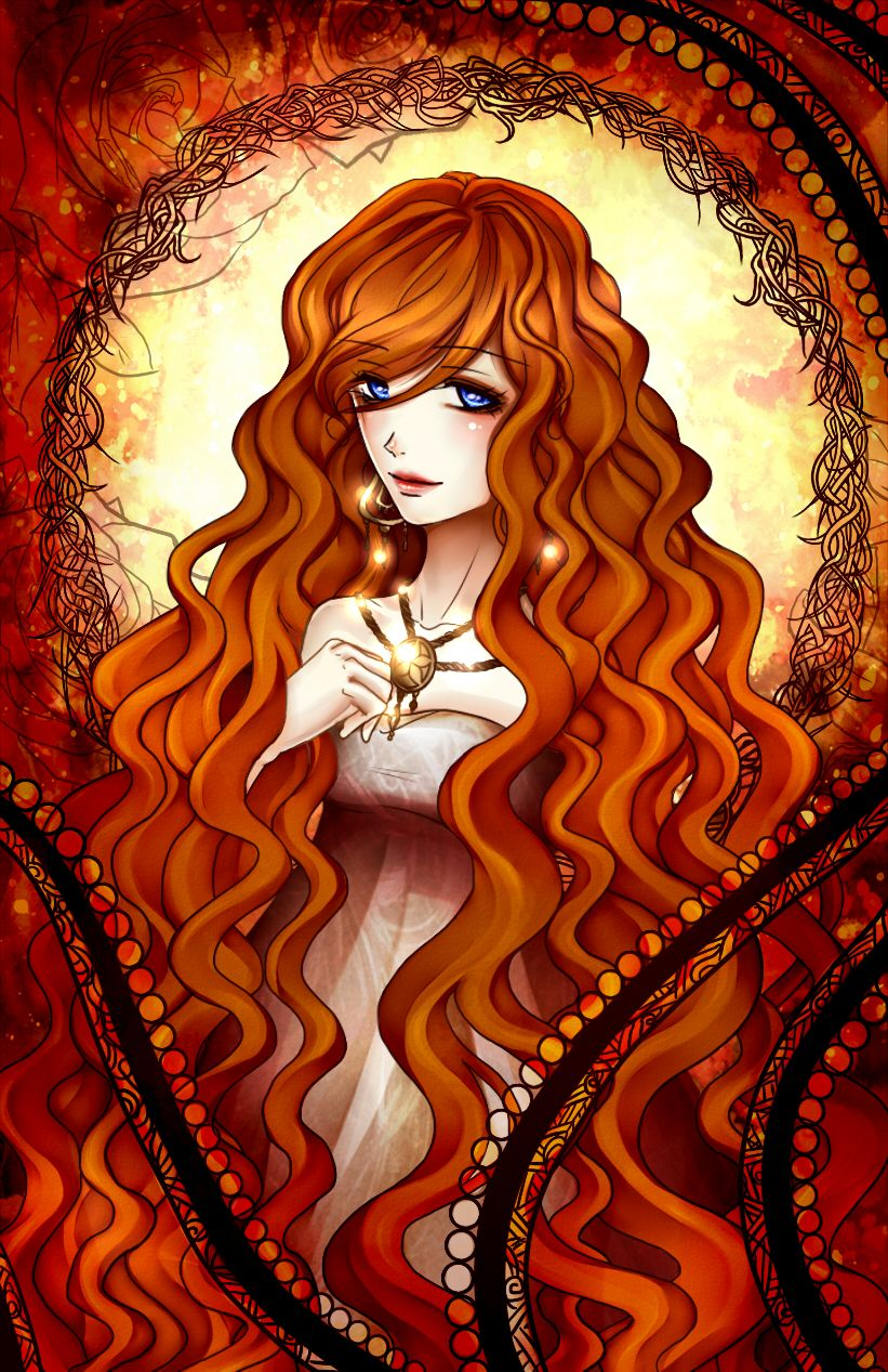 Aphrodite by Fluorescence911 | Dioses