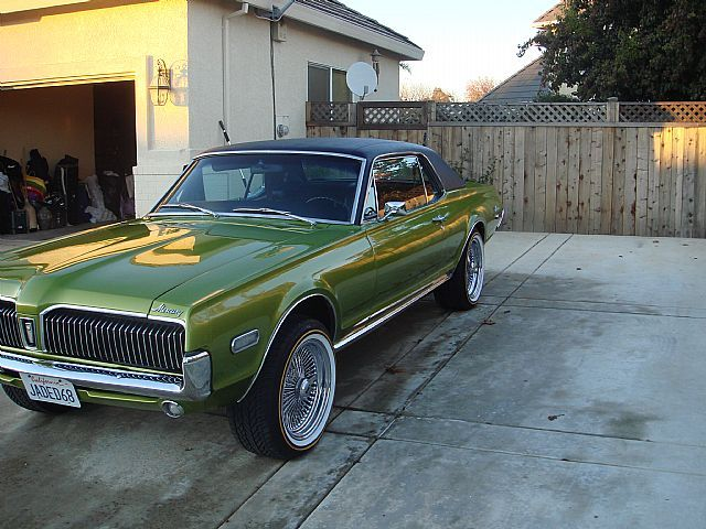 cougar 100 spoke 1968 mercury cougar for sale sacramento. Black Bedroom Furniture Sets. Home Design Ideas