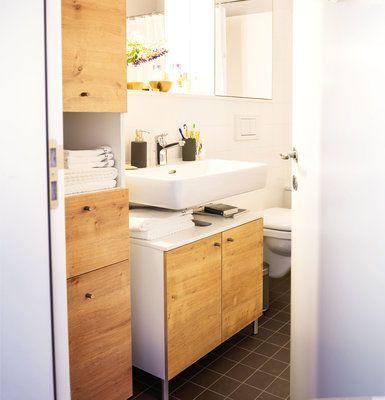 micasa badezimmer mit hochschrank und lavaboy aus dem programm samu micasa bad pinterest. Black Bedroom Furniture Sets. Home Design Ideas
