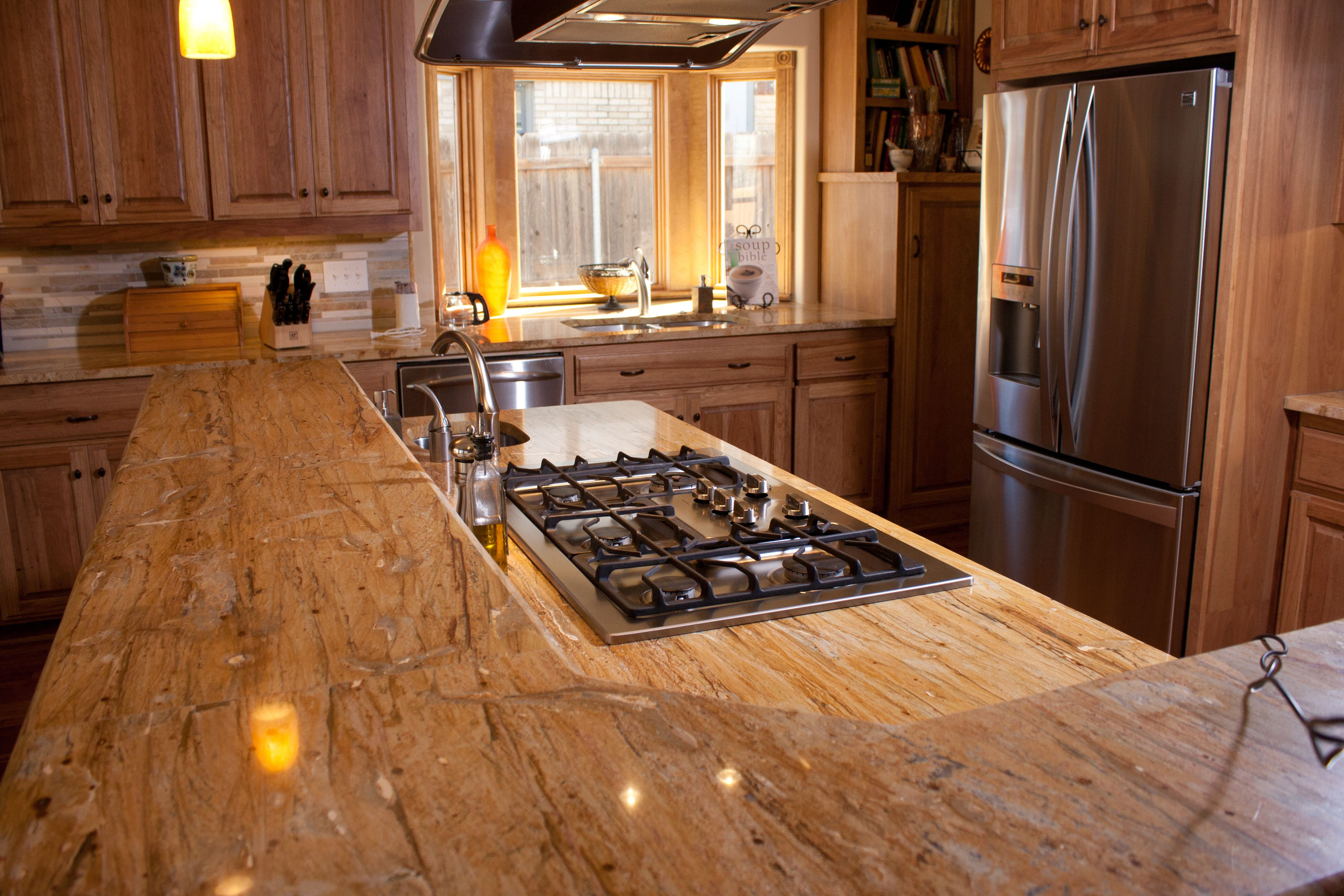 Furniture Granite Stone Material For Countertop Options In Modern