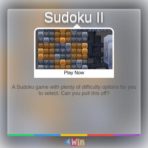 Pin on Sudoku Games