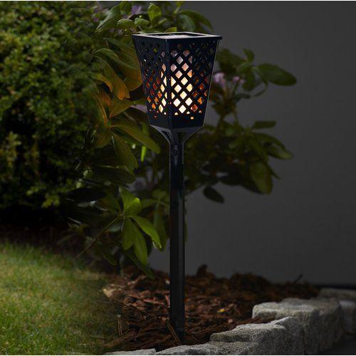 Sansa 1 Light Pathway Light Sol 72 Outdoor Solar Powered Garden