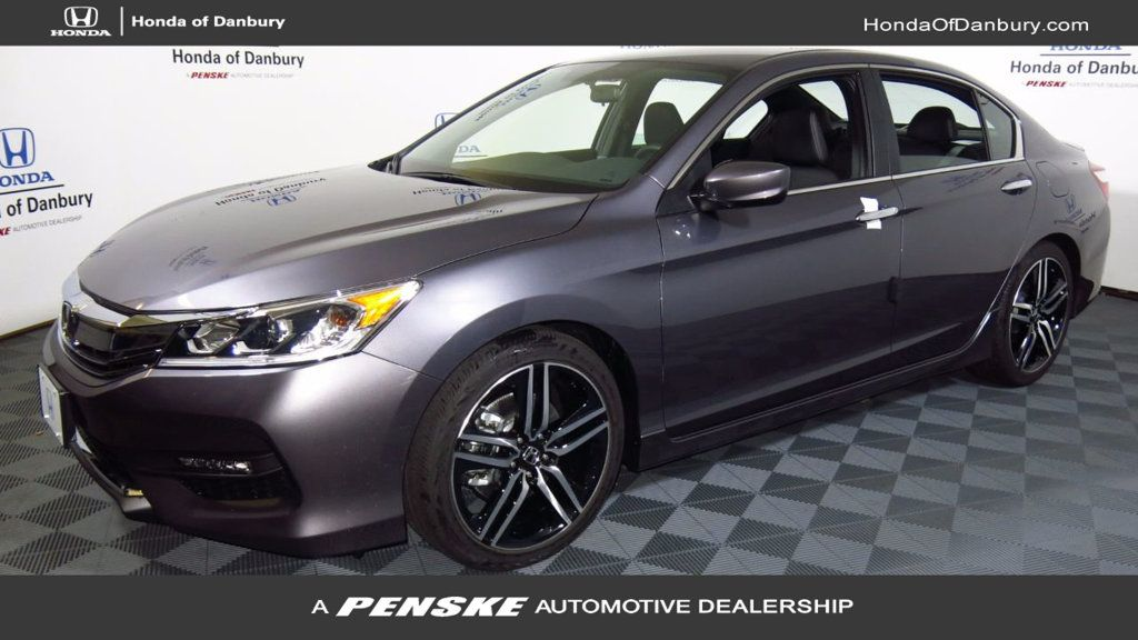 2017 Honda Accord Sedan Sport CVT 15830247 0 Honda