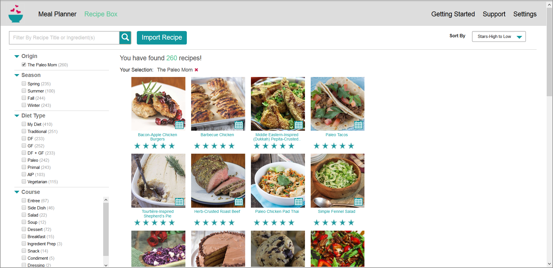 Take Your Meal Plans Up A Notch With Real Plans The