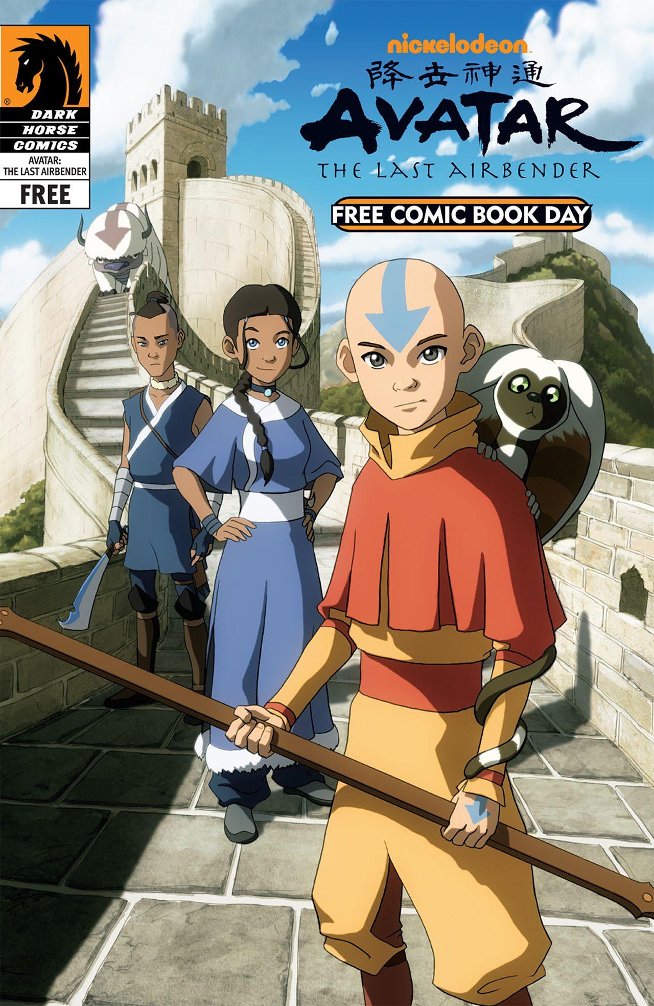 Nickelodeon Avatar: The Last Airbender 001 | Avatar The Last