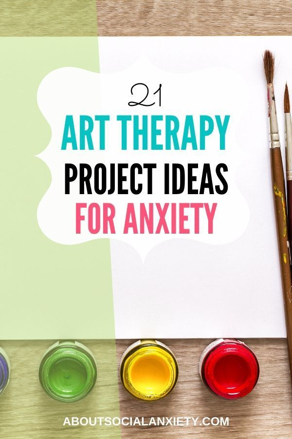 Art Therapy for Anxiety - How to Practice Art Therapy for Anxiety