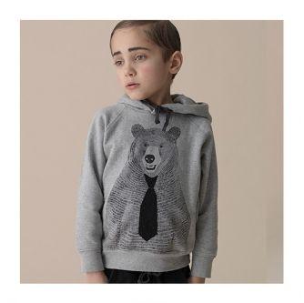 Kapuzenpullover Bear