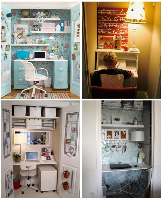 Nice 20 Do It Yourself Study Spaces