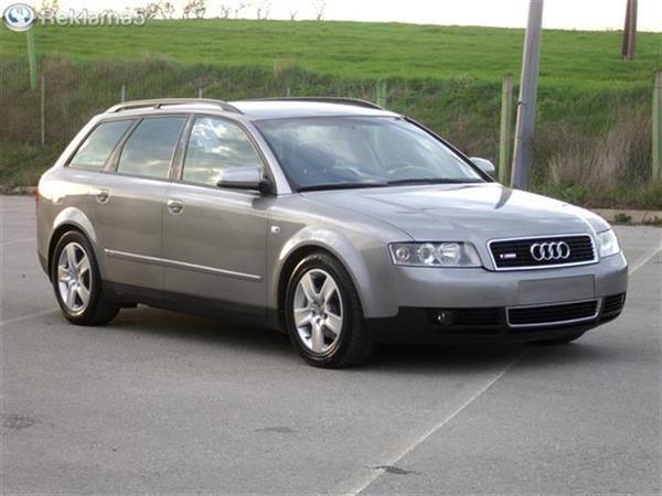 Audi A4 1 9 Tdi 131 Ks 6 Brz Audi A4 Audi Tdi