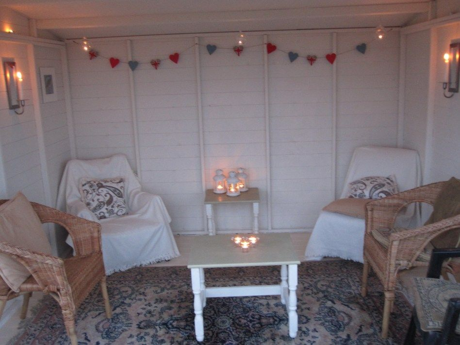 Interior of Helios Summerhouse decorated. | Home decor / homes ...