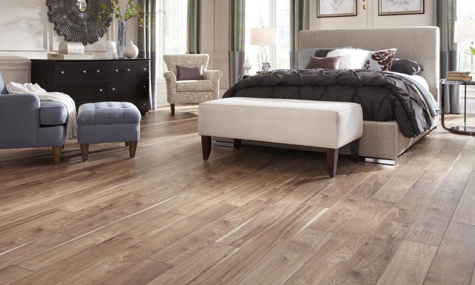 Vinyl Flooring That Looks Like Wood Planks (med bilder