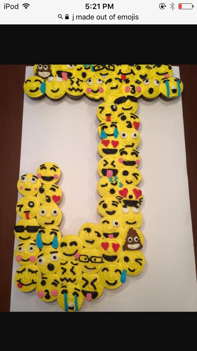 Pin By Jordyn Matousek On Ideas Birthday Cake Emoji