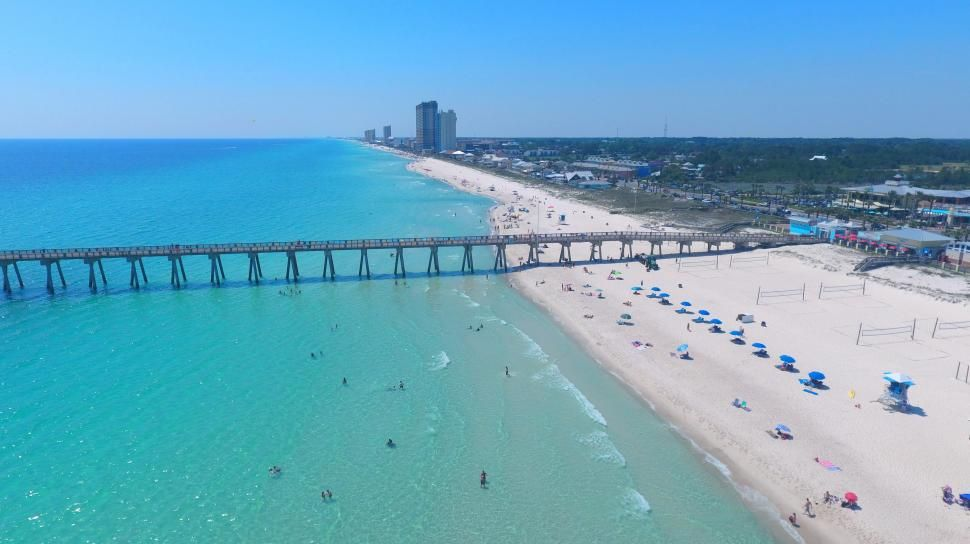 Panama City Beach Offers Visitors An Abundance Of Hotels Things To Do Events