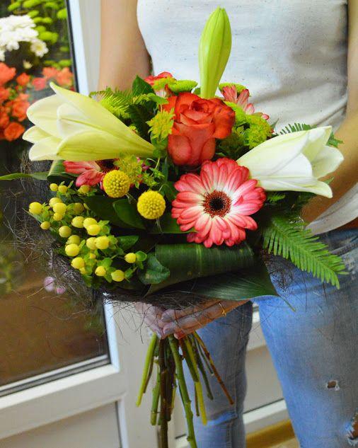 Цветы по поводу и просто так #11