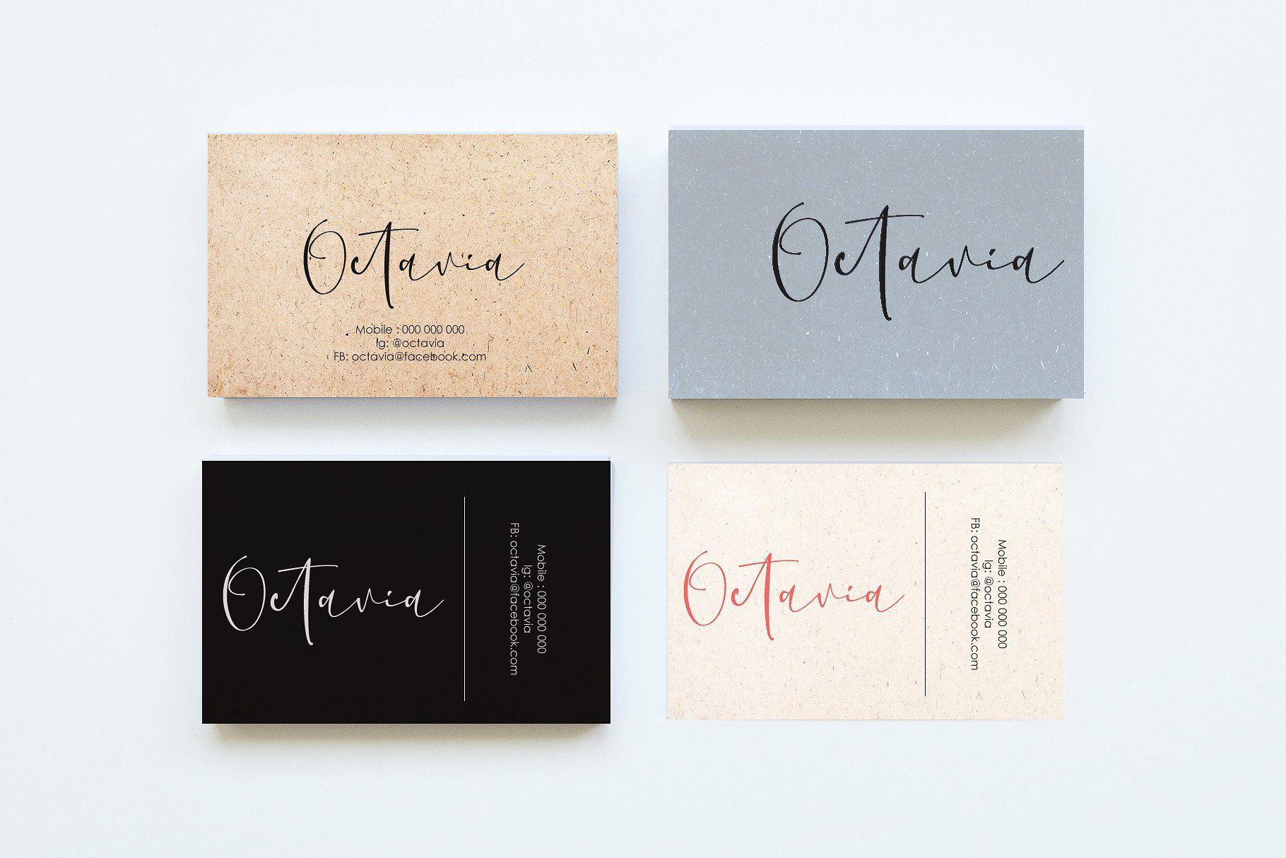 Moraless - creative stylish fashion modern font by Eye Type on