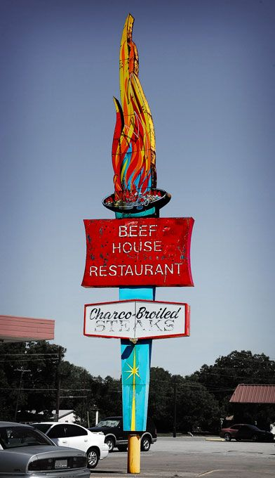 Beef House In Garland Tx Salt Of The Earth Baby Salt Of The Earth Cool Neon Signs Neon Light Signs Neon Signs