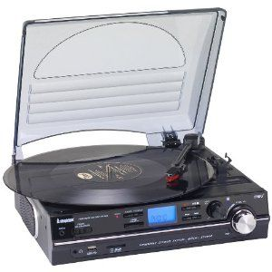 Steepletone ST929R Stand Alone Stereo Music Player and MP3 Recorder - Black: Amazon.co.uk: Electronics