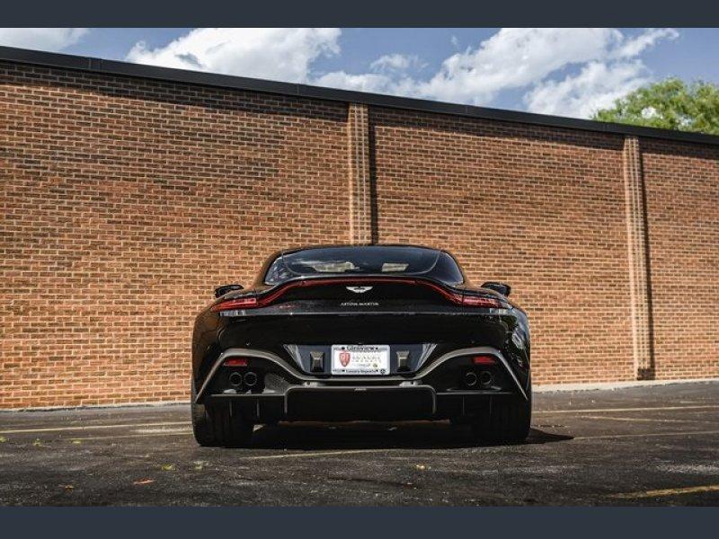 New 2020 Aston Martin V8 Vantage Coupe For Sale In Glenview Il 60025 Coupe Details 521682493 Autotrader Aston Martin V8 Aston Martin Aston