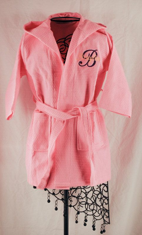 c7f5406233 Monogrammed Childs Robe Personalized Kids Robes by MilliesGifts