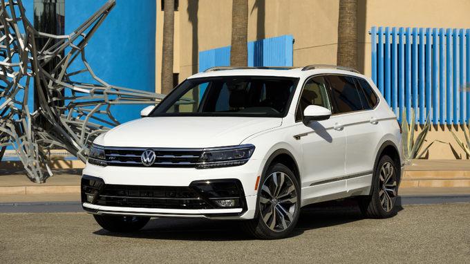 2020 Volkswagen Tiguan Preview Release Date New Car