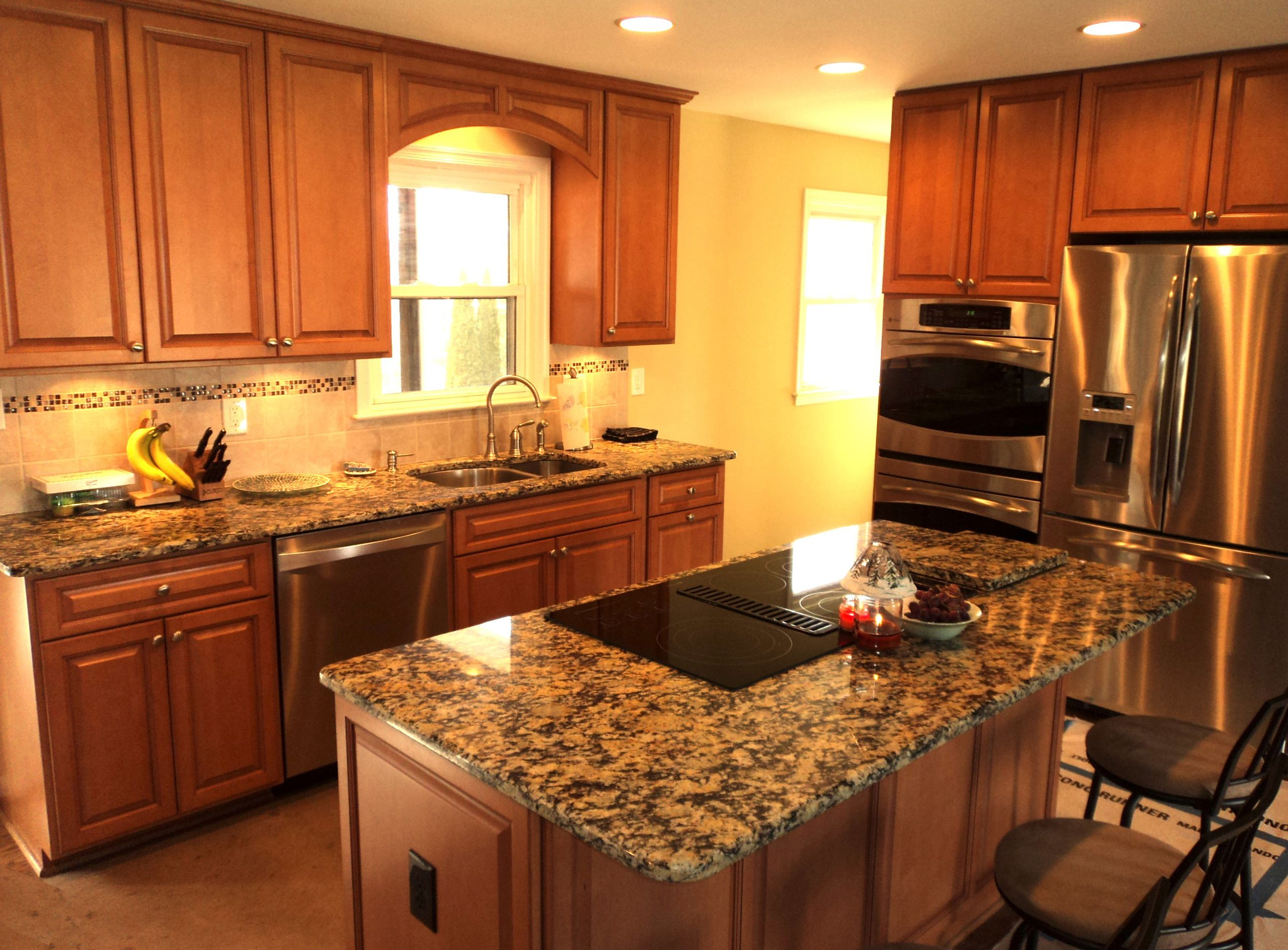 kitchen remodeling project in bel air md design build