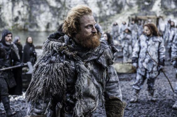 Tormund Giantsbane is freaking fierce on 'Game of Thrones.'