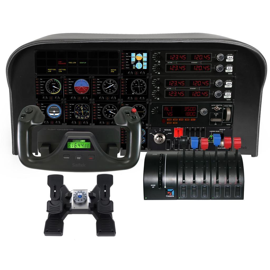 Amazon com: Saitek Pro Flight Multi Panel: Electronics