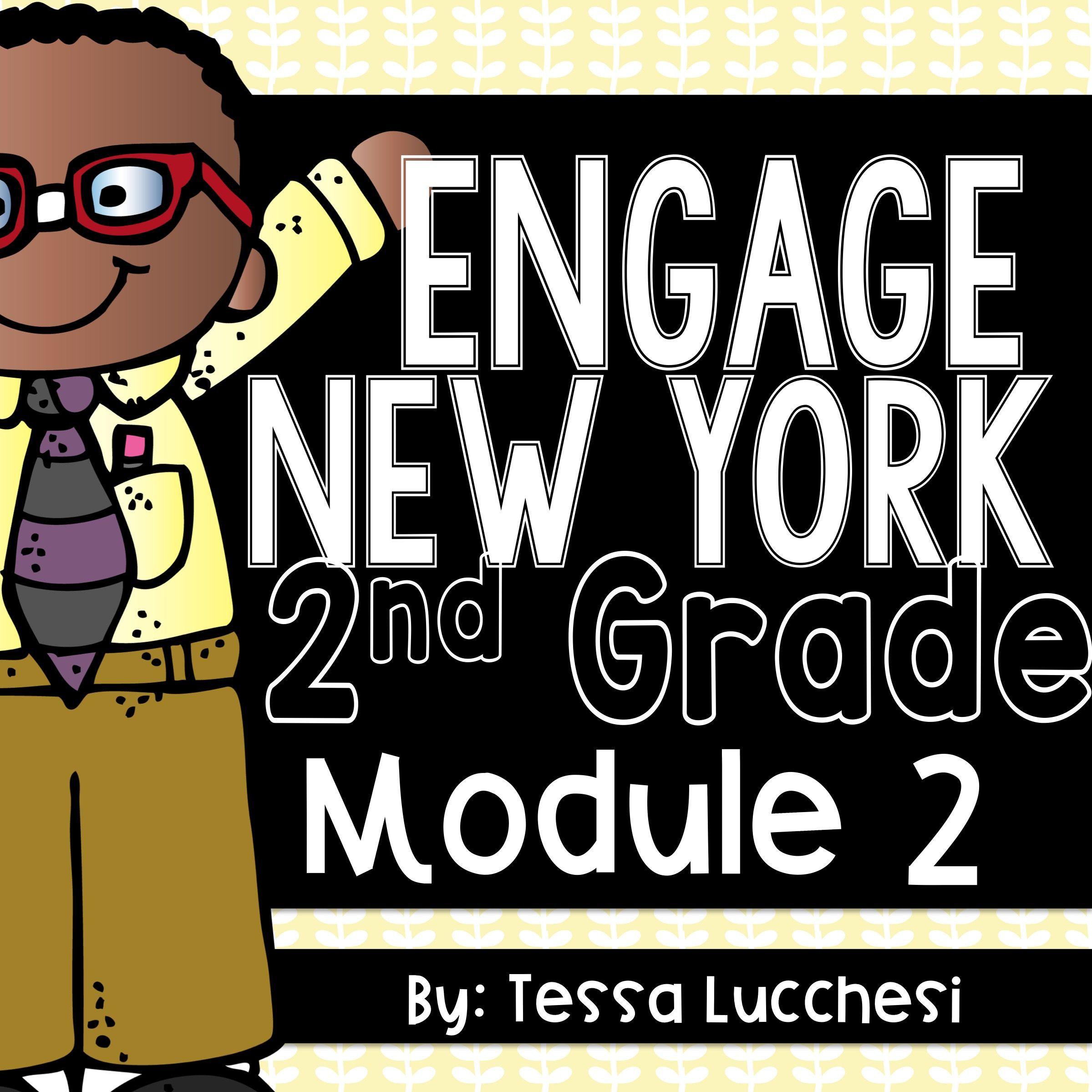 Eureka Math Centers 2nd Grade Module 2