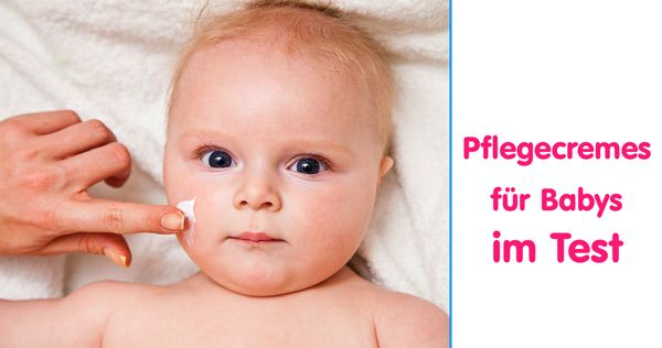 Ökotest: Babypflegecremes im Test