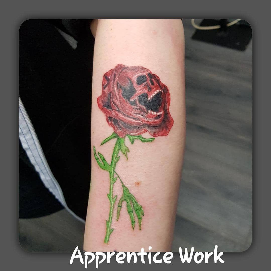 Work by Darren #forteysbab #tattoo #tattoos #tattoolife #ladyartists #ladytattooer #southbirminghamtattoo #tattooartist #fun #tattooapprentice #apprentice #guyswithink #guyswithtattoos #girlswithink #girlswithtattoos #forteysbab