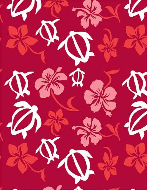 Hawaiian Pattern2