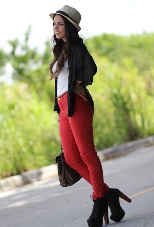 Zara in Jeans